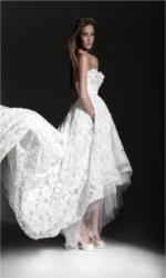 Винтаж этаж Длина v шеи Свадебные платья длинные Бохо хиппи шифон линии кружево Кап рукав свадебное платье trainrobe de soiree