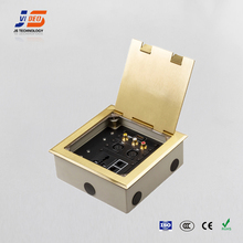 JS-DC180 Power Board Industrial Plug Data Outlet Socket