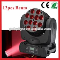 CE RoHS/RGBW 4in1 Led/Linear Beam Rotation