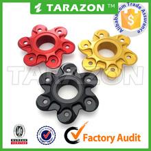 tarazonแบรนด์ที่มีคุณภาพสูงcncเหล็กแท่งผู้ให้บริการเฟืองสำหรับducatidiavel
