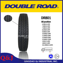 Best Selling light truck tyre 8.25R16 tyre