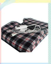 luxurious velvet cover auto heat blanket