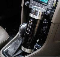 Diamond cover 12V car mug OEM available coffee cup holder