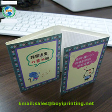 Memo Pad Sticky Notes with Pen,Memo Pad With Hardcover