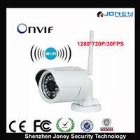 Professional CMS 720P ONVIF 30M Infrared Mini Wireless Webcam