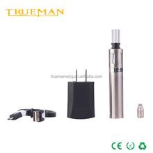 E-cigarette starter kit 1100mah eGo X-1 kit passthrough vv