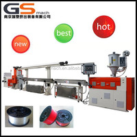 High performance& output pla/abs plastic filament extrusion machine for 3d printing