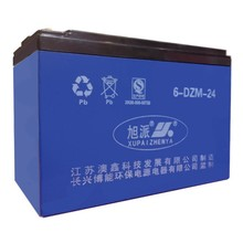 Lead Acid Battery 12V 24ah 6DZM24 Battery for Electric Scooter