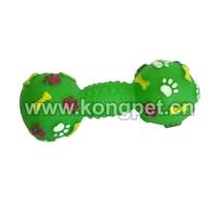 High Quality popular squeaky dog toy / vinyl pet toyTD076