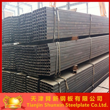 A500 hot rolled rectangular steel pipe/square tube