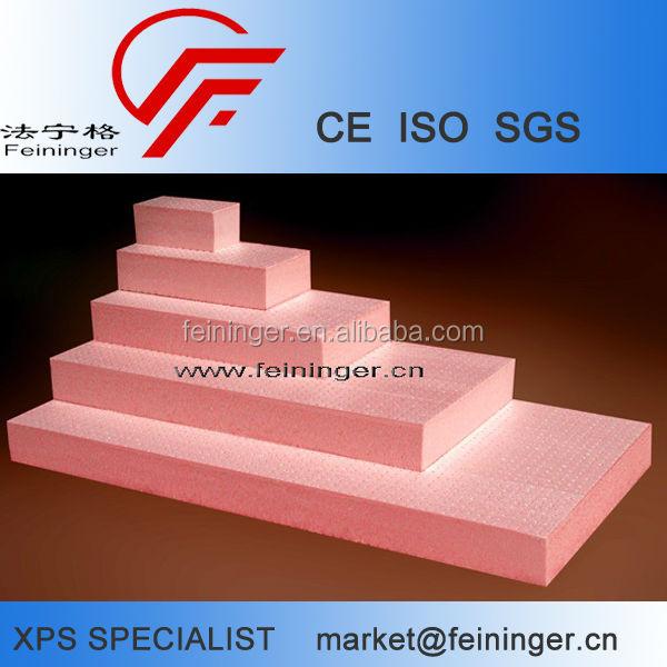High Density Polystyrene Foam Xps Foam Panels High Density