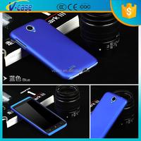 Plastic Hard Case Slim Fit Matte Back Phone Cover for Lenovo S850 A850+