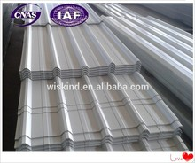 galvanized corrugated steel sheet for metal roof tile