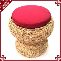 China Online Shopping Nature Rattan Heel Kamal Stool Price