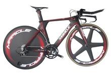 Carbon TT Bike-Manufacture Carbon TT Bike,Complete Carbon Finished TT/Triathlon/Time Trial Bike