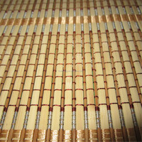 PVC bamboo blind/bamboo curtain/window blind/outdoor bamboo blind