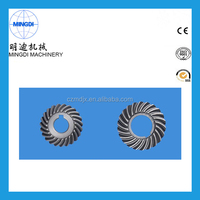 High quality OEM bevel helical gear for Motorcycle /tractor
