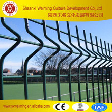 Cheap Security PVC Coated Wrought Iron Fence Mesh