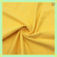 soft and comfortable french terry fleece fabric for garment