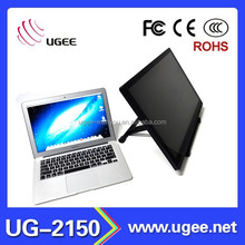 21.5 inch LCD HDMI Monitor pen multi touch drawing signature tablet monitor