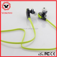 VOSOVO New QY7 wireless bluetooth 4.1 headphones sport stereo music headsets studio earphones with microphone