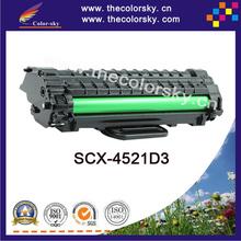 (CS-S4521) BK compatible toner cartridge for samsung scx 4521d3 4321 4521 4321f 4521f (3k pages)