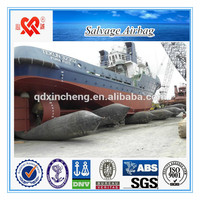 Eco-friendly Boat / Ship / Vessel Lifting Marine airbag,Salvage airbag With ISO 14409 Certification