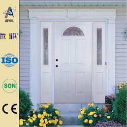 Zhejiang AFOL American steel doors, high quality made in China with low price