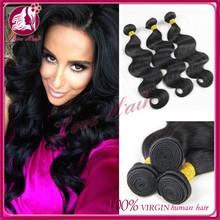Lowest price !!! 6A remy human hair extension brazilian body wave cheap brazilian remy hair weaving brazilian human hair