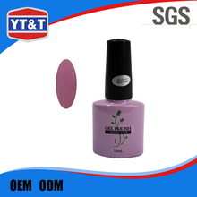 High End Nail Polish Different Size Packaging 10ml 15ml Natural Gel Polish