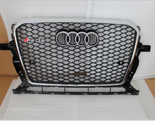 auto high quality ABS material RSQ5 front grille for audi Q5