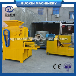 2015 CE ISO factory price high quality biomass charcoal ball briquette machine