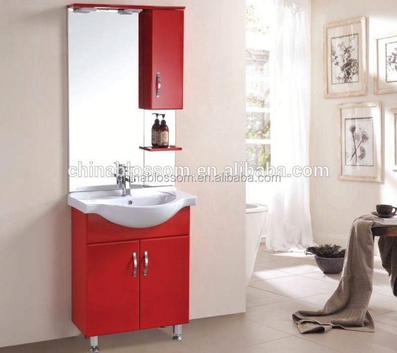 Bathroom Mirror Cabinet - Buy Pvc Plastic Bathroom Mirror Cabinet ...