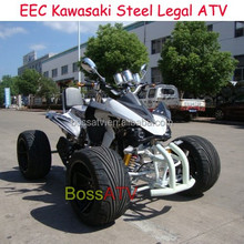 New Quad Bike Kawasaki EEC 250cc Racing ATV with Electric Start