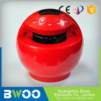 Custom-Made Rohs Certified 2015 New Design Bluetooth Speaker In Ball Shape