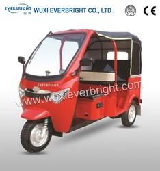 India bajaj electric three wheel made in China
