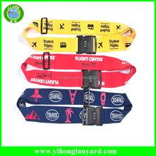 Luggage Belt with Lock Nylon Luggage Bag Belt Top Quality luggage strap
