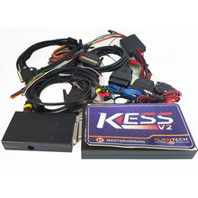 Newtest version V2.13 KESS V2 Firmware V4.036 Manager Tuning Kit Master Version with Unlimited Token