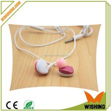 cable reel for earphone luminous earphone glowing earphone for phone