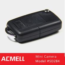 Black Cheap 1290*960 Wireless Keychain Camera