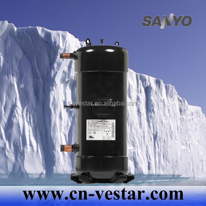 R410a-b8 compressor scroll SANYO Hi - COP modelos