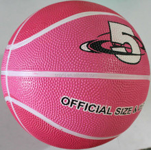 Super quality best sell deflated shiny basketball