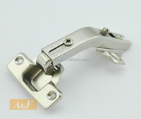 Special angle 45 degree hinge for cabinet door hinge