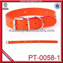 2014 new products durable pet collar fabric dog collars