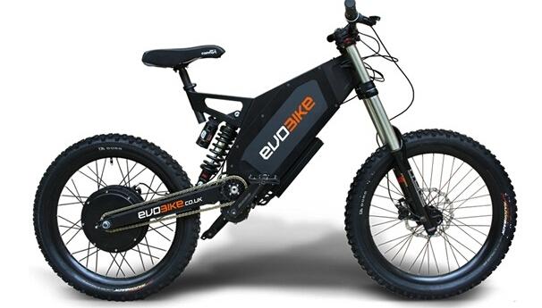 120km H Brushless Hub Motor 48v 5000w E Bike Kit With