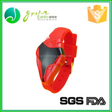 Popular wholesales digital silicone usb led watch