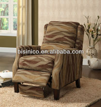Folding fabrir sofa chair,single seater chair,American living room furniture(BF01-20037)