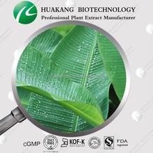 GMP/ISO/KOSHER/HALAL/FDA Banana leaf extract