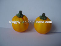Hot sell sall artificial foam mini pumpkins
