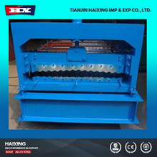 Steel tile making machinery/glazed tile roll forming machine